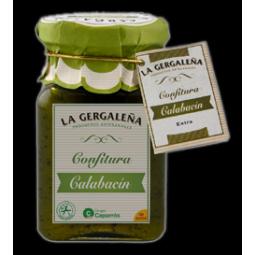 CONFITURA  DE CALABAZIN LA GERGALEÑA