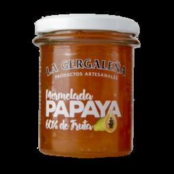 MERMELADA DE PAPAYA LA GERGALEÑA