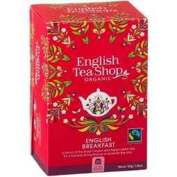 TÉ ECOLÓGICO ENGLISH BREAKFAST 40g