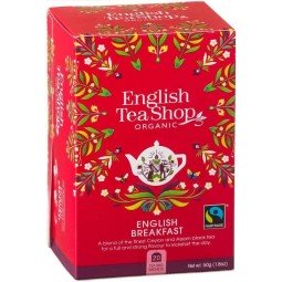 TÉ ECOLÓGICO ENGLISH BREAKFAST 40g