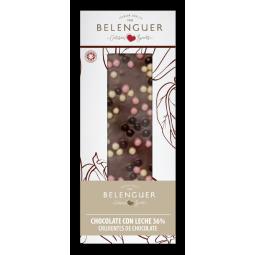 CHOCOLATE COURMET NEGRO