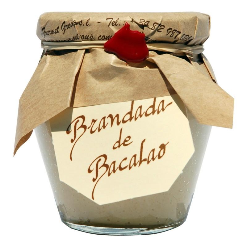 BRANDADA DE BACALAO CONSERVAS LA CUNA