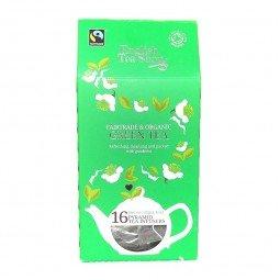 té verde ecológico